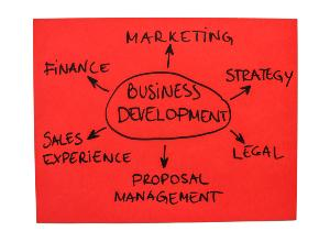Business Development Chart by Maigi at Dreamstime